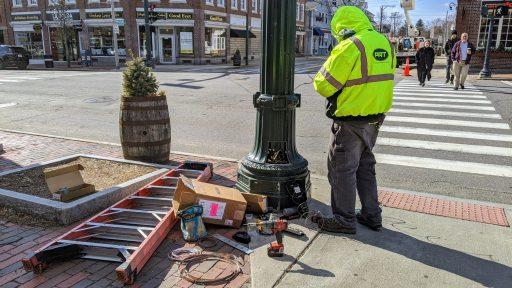 traffic signal repairs